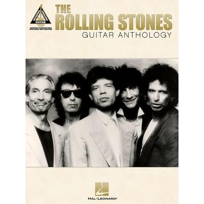 Music Rolling Stones - Guitar Anthology (RV)