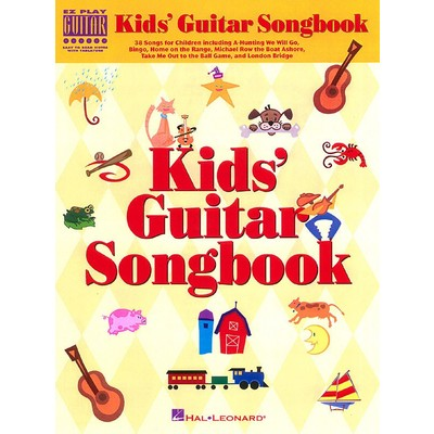 Music Kids Guitar Songbook (EZ GTR) - Hal Leonard - 00702102