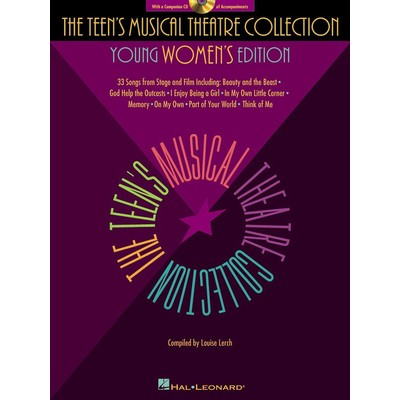 Music Teens Musical Theatre Collection Young Womens w/(OA) - Hal Leonard - 00740160