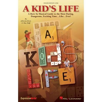 Music A Kids Life (musical, 35 min.,Gr.4-8) - Singer 5-Pak