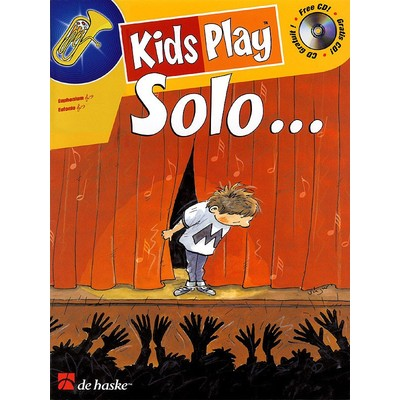 Music Kids Play Solo w/CD - Euphonium
