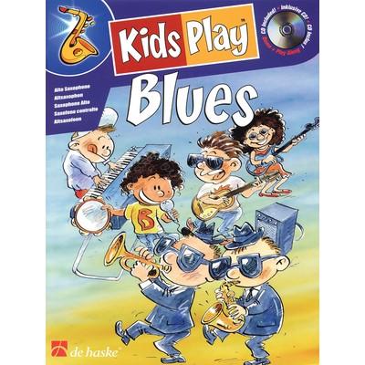 Music Kids Play Blues w/CD - Alto Sax
