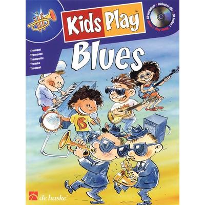 Music Kids Play Blues w/CD - Trumpet