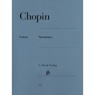 Music Chopin Nocturnes (HEN)(PA)