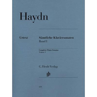 Music Haydn Complete Piano Sonatas Vol.1 (HEN)