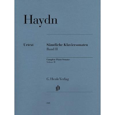 Music Haydn Complete Sonatas Vol.2 (HEN)(PA)