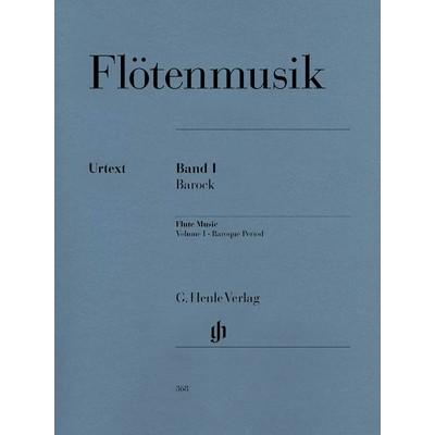 Music Flute Flotenmusik 1 - Flute w/pno (RCM Gr.6-8)