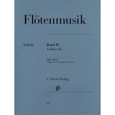 Music Flotenmusik 2 (Flute/pno, RCM Gr.6-10)