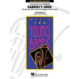 Score Gabriels Oboe (The Mission)(soloist/band) (CB Gr.3) - Hal Leonard - 04001159