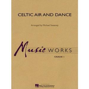 Score Celtic Air & Dance - arr Sweeney (CB Gr.1) - Hal Leonard - 04002573