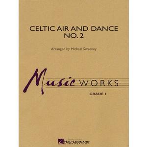 Score Celtic Air & Dance No.2 - arr Sweeney (CB Gr.1) - Hal Leonard - 04002673