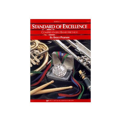 Standard of Excellence Book 1 - Conductor - Neil A. Kjos Company - W21F