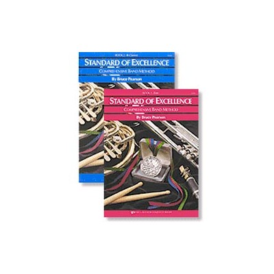 Standard of Excellence Book 2 - Conductor - Neil A. Kjos Company - W22F