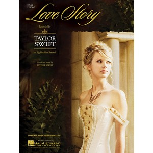 SheetMusic Love Story - Taylor Swift (EP) (RCM Pop 4)