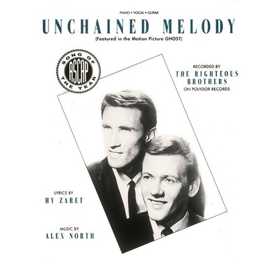 SheetMusic Unchained Melody - The Righteous Brothers - Hal Leonard - 00443425