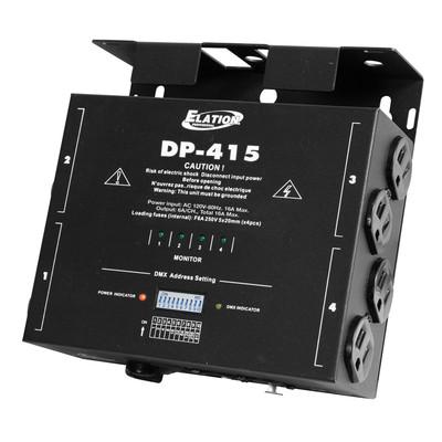 American DJ 4 Channel Dimmer Pack - American DJ - DP-415