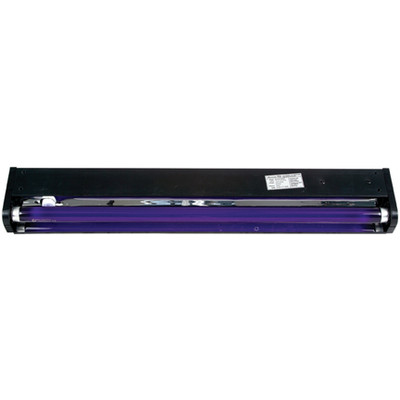"ADJ 24"" High Output Black Light (Tube & Reflector) - ADJ - BLACK-24BLB"