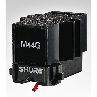 Cartridge Shure M44-G for Scratching - Shure - M44G