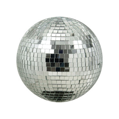 "American DJ 8"" Glass Mirror Ball - American DJ - ADJ M-800"