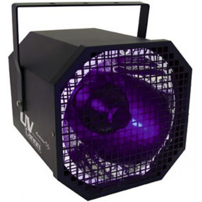 American DJ UV Canon Black Light - American DJ - UV-CANNON