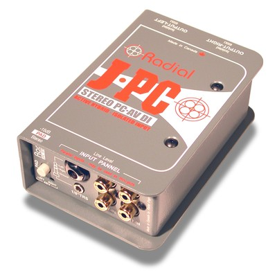 Radial JPC Computer Direct Box - Radial - R800 1026