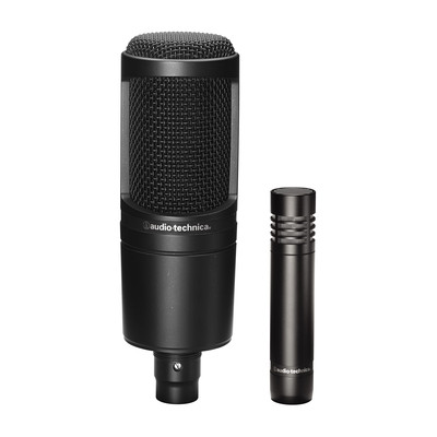 Audio-Technica Studio Microphone Pack with AT2020 / AT20221 - Audio-Technica - AT2041SP