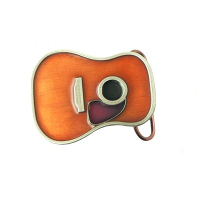 Acoustic Guitar Belt Buckle - Aim - 13201