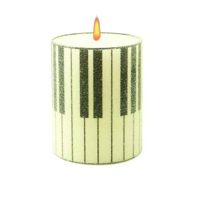Candle Aim Candle Keyboard Pillar 3.5 X 2.75 - Aim - 19802