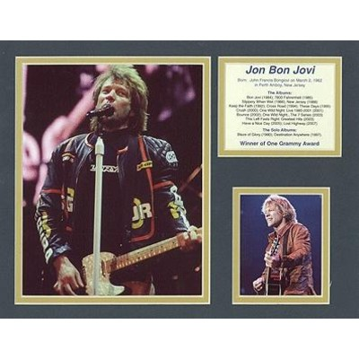 Bio Art Aim Jon Bon Jovi - Aim - 23372