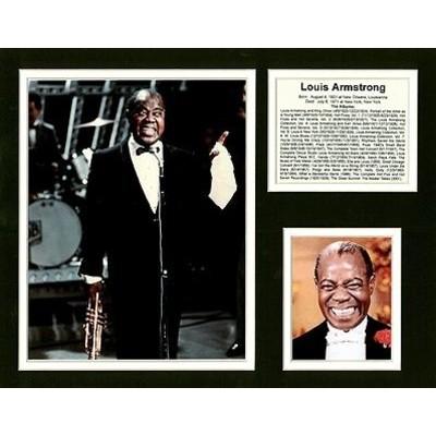 Bio Art Aim Louis Armstrong - Aim - 23373