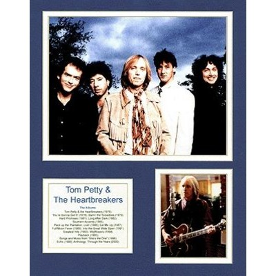 Bio Art Aim Tom Petty & The Heartbreakers - Aim - 23378
