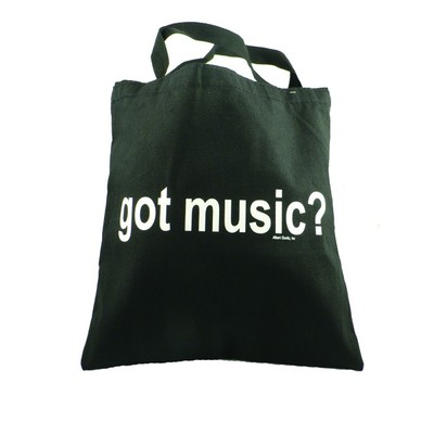 Tote Aim G0T Music Black - Aim - 2370