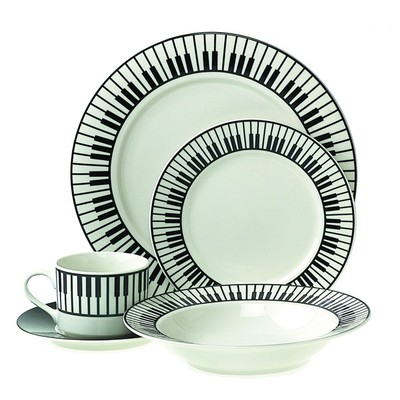 Dinner Set Aim 20 Pc Keyboard - Aim - 33300