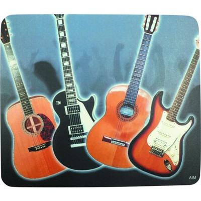 Mouse Pad Aim  Guitars - Aim - 40016