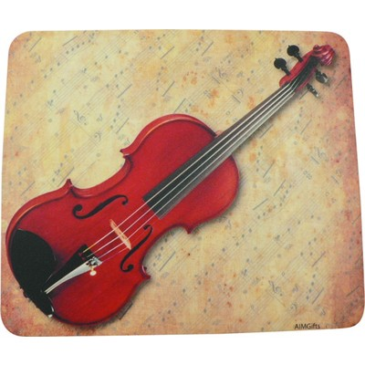 Mouse Pad Aim Sheet Music Violin - Aim - 40032