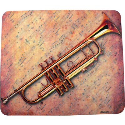 Mouse Pad Aim  Sheet Music Trumpet - Aim - 40034