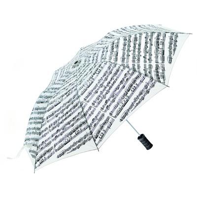 Umbrella Aim Sh Music White - Aim - 5002