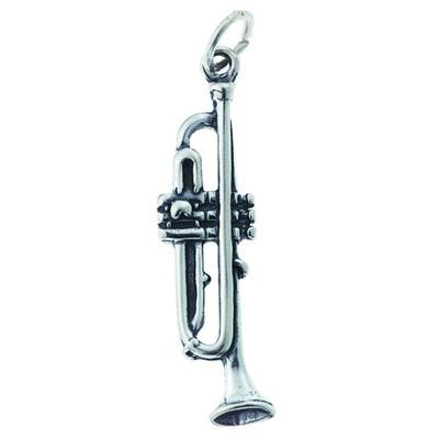 Charm Aim Silver Trumpet - Aim - CH8