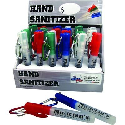 Hand Sanitizer Aim Carbiner for Musicians - Aim - K3700