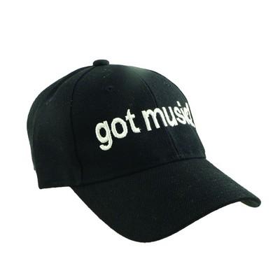 Hat Aim  Got Music Black - Aim - 6419