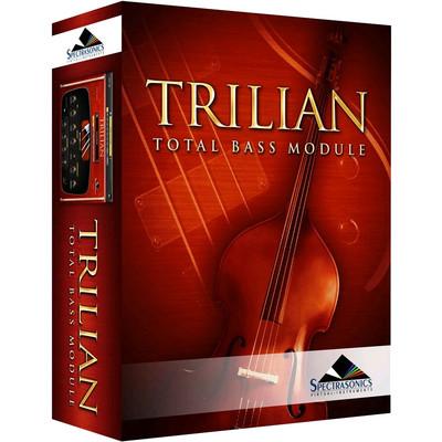 Software Spectrasonics Trilian Total Bass Module - Spectrasonics - 3 TRL