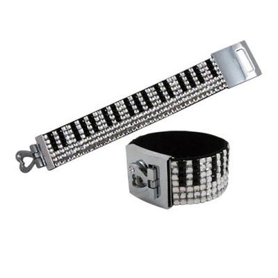 Bracelet Aim 7 Crystal Row Keyboard - Aim - 69616