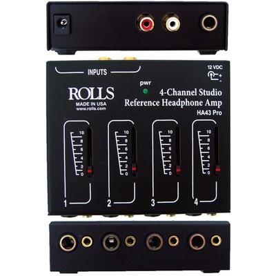 Headphone Amp Rolls HA43-PRO - Rolls - HA43-PRO