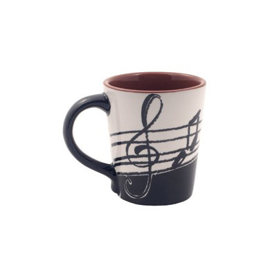 Mug Aim Latte Small Notes - Aim - 56165