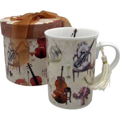 Mug Aim Elegant Music w/Gift Box - Aim - 56196