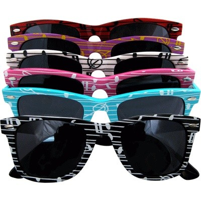 Sunglasses Aim Staff Assorted Colours - Aim - 6805