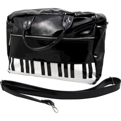 Brief Keyboard Bag - Black Vinyl - Aim - 76850