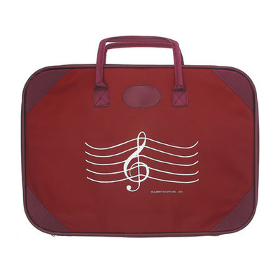 Briefcase Aim G Clf Maroon - Aim - 9616