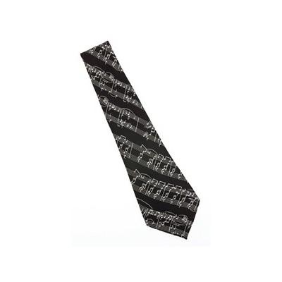 Tie Aim Sheetmusic Black - Aim - 6391