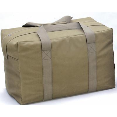 Canvas Parachute Bag Olive Drab